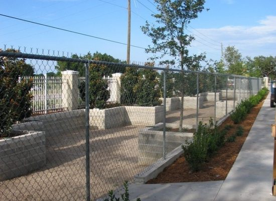 Tampa Florida Chain Link Fences